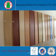 Top Quality Melamine MDF 1220X2440X18mm