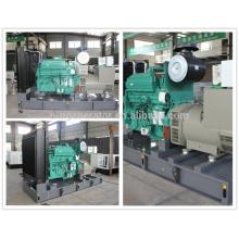con motor CUMMINS generador diesel KTA19-G4 420kw 50Hz