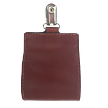 TOURBON wholesale classic leather fly fishing wallet