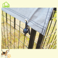 Easy Assemble Square Tube Perreras para perros