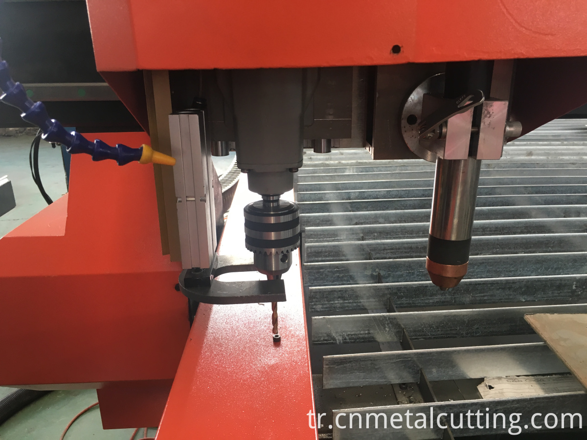 cutting and drill