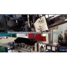 kleine Rundstabbürste Bohr- und Tuftingmaschine