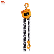 Manual Lifting Chain Pulley Block 3 Ton HSZ type chain hoist