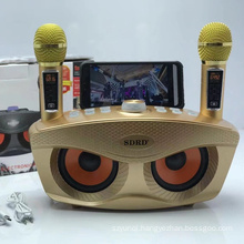 SD-306PLUS Speaker Outdoor Portable Usb Blue Tooth Speaker Pocket Radio Wireless Microphone Speaker