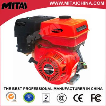 Erzwungener luftgekühlter Viertakt-Gasmotor mit 16 PS und 439 ccm Hubraum
