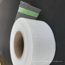 Fita de fibra de vidro para junta de painel de parede