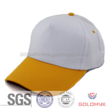 Two Tone Blank Five Panels Promotion Cap