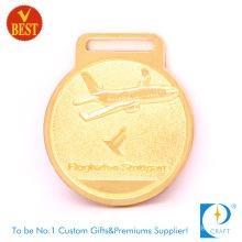Custom Casting Metal Cheap Gold Souvenir Medal