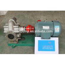 Fonte de fer, fonte acier, acier inoxydable 304/316 gear pompe à huile