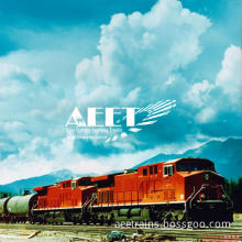 Railway Freight Forwarder From Guangxi to Mongolia