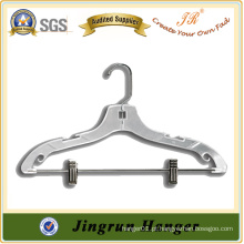 Chinese Manufactory Hot Sell Gown Hanger feito de plástico