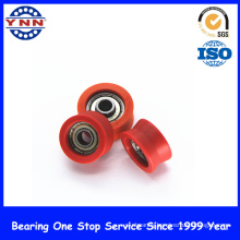 Top Level and Good Performance Plastic Deep Groove Ball Bearing (usually)