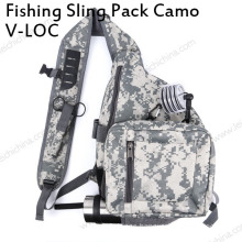 New Fly Fishing Sling Pack Camo Bag