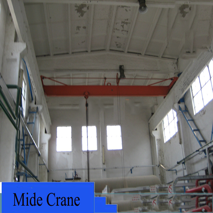 light duty Manual Operated bridge Crane