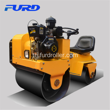 Ride On Mini Asphalt Roller Compactor