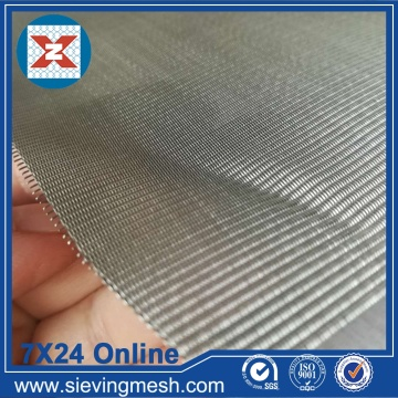 Gewone Dutch Weave Wire Screen