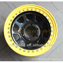 17x8 Steel car wheels