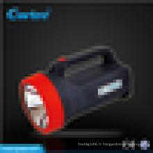 Projecteur rechargeable, éclairage de recherche, projecteur portatif
