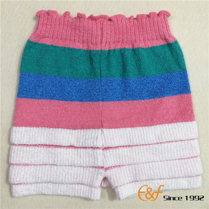 Top Quality Eco-Friendly Custom Design Girls Rufle Shorts
