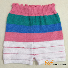Top Quality Eco-friendly Custom Design Girls Ruffle Shorts