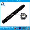 High Quality DIN2509 DIN938 Titanium Double End Studs with Nut