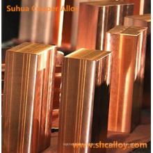 Alliage de cuivre en zirconium au cuivre (C18150)