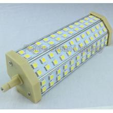 LED R7s luz lâmpada, milho luz 15W alumínio liga para substituir lâmpada de halogéneo
