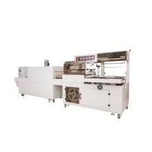 Fully automatic L-sealer shrinking machine