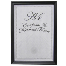 New Style Classical A4 Certificate Frame