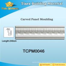 Modernes PU-Deckenformteil für Hausgestaltung mit guter Qualität