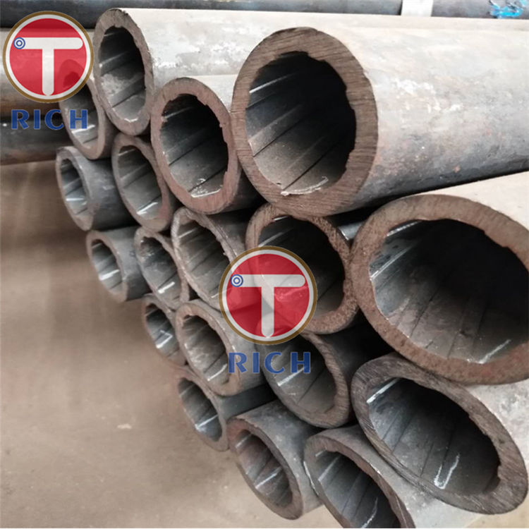 GB 6479 Carbon Steel Seamless Steel Tube for Chemical Fertilizer Equipment