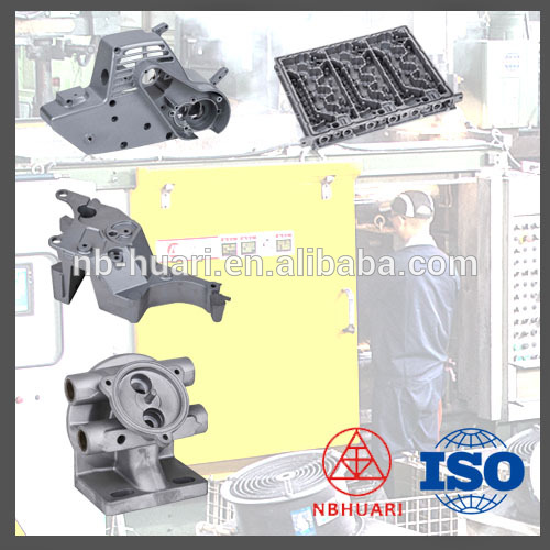 Long lifetime Ningbo Beilun Manufacturer Die Casting Aluminum Parts