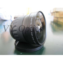 Proyector lente ojo de pez para SANYO Xm100 / 150