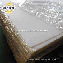 Fournitures de porcelaine à fort impact clin de plexiglass dépoli