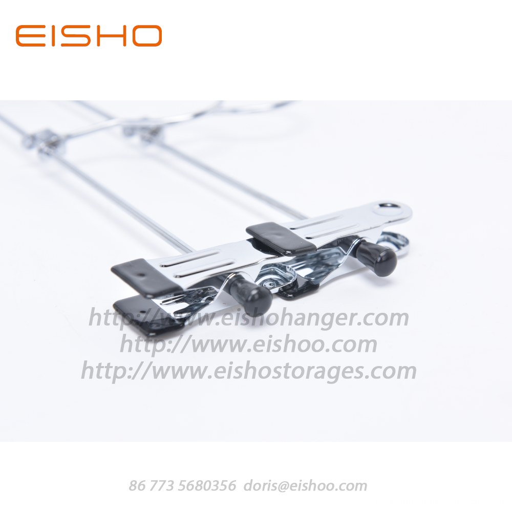 Tb103 Chrome Metal Hanger 3
