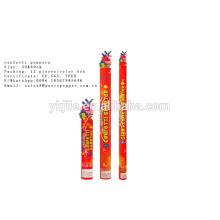 Heißer Verkauf Bar Konzert Konfetti Rose Petal Hochzeit Konfetti Shooter Made In China