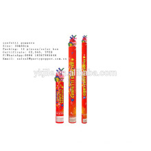 Venda quente Bar Concerto Confetti Rose Petal Casamento Confetti Shooter Made In China