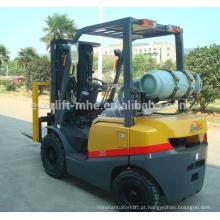Empilhadeira a diesel empilhadeira empilhadeira a gás GLP com TCM Empilhadeira a gás empilhadeira 3T-10T, alta qualidade, com CE / ISO