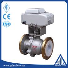 stainless steel motorized ball valve