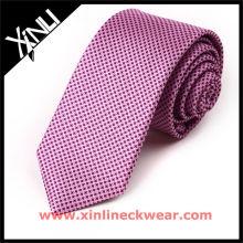 Usine professionnelle de cravate en soie de conception d'OEM