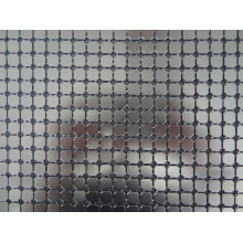 Metallduk Curtain Mesh