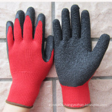 10 Gauge Latex Coated Gloves Safety Work Glove