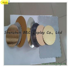 Plat de cuisson en forme de fleur 24inch plateau de base de gâteau avec SGS (B & C-K032)