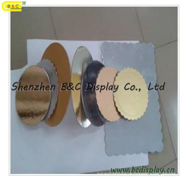 Backblech Blume geformt 24Zoll Kuchen Base Board mit SGS (B & C-K032)