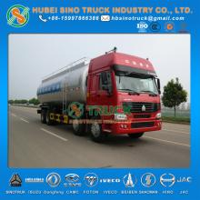 36cbm Bulk Powder Truck in ประเทศอินโดนีเซีย