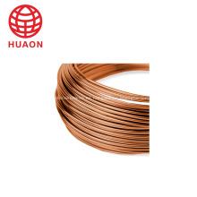 Varilla de alambre de cobre de alta calidad 8mm Varilla de cobre