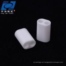 Aisladores de sensor cerámicos de alúmina blanca