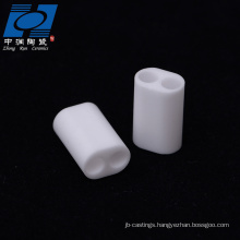 white alumina ceramic sensor insulators