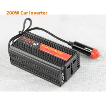 DC12V/24V Solar Car Power Inverters 200watt AC220V