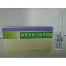 Granisertron HCl de Alta Calidad (Clorhidrato) e Inyección de Cloruro de Sodio